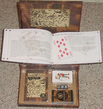 CHEST CAESARS INDIANA CASINO GAME CHEST 2005 SEALED PARTS NEW - $25.00