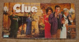 CLUE CLASSIC DETECTIVE GAME PARKER BROTHERS 1996 COMPLETE EXCELLENT - $15.00