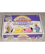 CRANIUM TURBO EDITION 2004 DELUXE EDITION OF CRANIUM COMPLETE UNPLAYED NIB - $30.00
