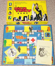 DICK TRACY GAME SOLVE CRIMES UNIVERSITY GAMES WALT DISNEY COMPLETE - $25.00