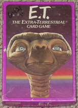 ET THE EXTRA TERRESTRIAL CARD GAME 1982 PARKER BROTHERS NO 756 COMPLETE - $15.00