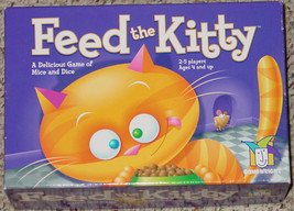 FEED THE KITTY GAME OF MICE & DICE 2006 GAMEWRIGHT COMPLETE EXCELLENT - $30.00