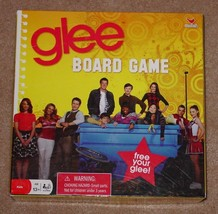 Glee Board Game Cardinal Industries  2010 Open Box Factory Sealed Parts - $15.00