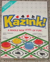 Kazink  Game From The Makers Of Sequence Jax Complete - $20.00