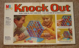 Knock Out Game 1978 Milton Bradley Complete Excellent Made In Usa - $20.00