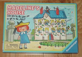 MADELINES HOUSE GAME 1995 RAVENSBURGER COMPLETE EXCELLENT - $20.00
