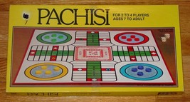 PACHISI BOARDGAME 1981 WHITMAN WESTERN PUBLISHING COMPLETE EXCELLENT MAD... - $20.00