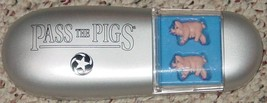 PASS THE PIGS GAME HOG WILD DICE GAME 2009 WINNING MOVES UNUSED COMPLETE - $15.00