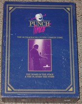 Punch Lines Funny Comedy Game 1985 Avanti Productions Complete Excellent - $20.00