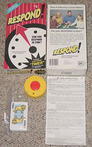 Respond Game Electronic Timer Jax 2000 Unsealed Mint - $20.00