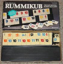 RUMMIKUB GAME 1990 PRESSMAN COMPLETE - $20.00