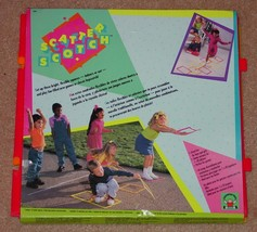 SCATTER SCOTCH GAME HOPSCOTCH 1992 DISCOVERY TOYS COMPLETE EXCELLENT MAD... - $25.00