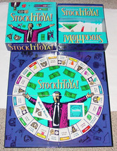 Stock It To Ya Game 2002 Zany Investing Game - $20.00