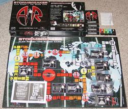 Stormbreaker Alex Rider Board Game Specialty Board Games 2006 - $25.00