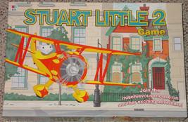 Stuart Little 2 Game 2002 Milton Bradley Game Is In Unused Condition - $25.00