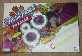 TRIVIAL PURSUIT TOTALLY 80'S GAME PARKER BROTHERS 2006 BRAND NEW FACTORY... - $25.00