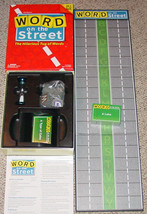 WORD ON THE STREET GAME HILARIOUS TUG OF WORDS OUT OF THE BOX 2009 NEW - $30.00