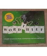 WORD THIEF GAME ULTIMATE STRATEGIC CARD GAME 1994 FABY GAMES COMPLETE  E... - $25.00