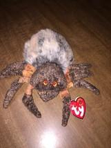 Vintage 2000  Ty Hairy the Tarantula Spider Beanie Baby Original MWMT Re... - $21.85