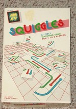 SQUIGGLES GAME missing 1 card made in Israel 1988 Amav Industries - $20.00