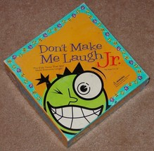 DONT MAKE ME LAUGH JR GAME 2000 LOLO COMPANY COMPLETE EXCELLENT - $25.00