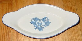 "PFALTZGRAFF YORKTOWNE AU GRATIN BOWL DISH 22 OZ 11""  MADE IN USA - $6.00"