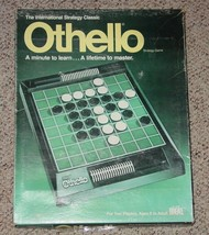 Othello Game 1984 Ideal Vintage  Complete Excellent - $25.00