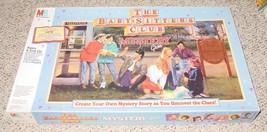 Babysitter Club Game 1989 Milton Bradley Complete Excellent - $30.00