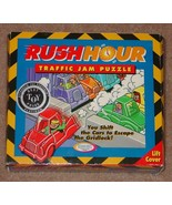 RUSH HOUR GAME TRAFFIC JAM PUZZLE GAME 1996 BINARY ARTS COMPLETE EXCELLENT - $20.00