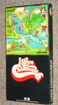 I LOVE CHAUTAUGUA NEW YORK GAME MONOPOLY STYLE 1980S COMPLETE EXCELLENT - $30.00