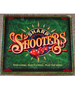 SHARP SHOOTERS DICE GAME POKER GAME MILTON BRADLEY 1994 COMPLETE EXCELLENT - $35.00