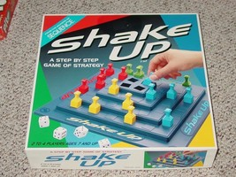 Shake Up Strategy Game 1997 Jax Complete Excellent - $35.00