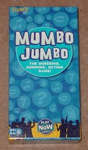 Mumbo Jumbo Guessing Humming Acting Game 2007 Fundex Games Nib Complete Excelle - $35.00