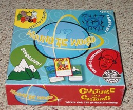 Around The World Trivia Game For The Gobally Minded 2009 Complete Excellent - $20.00