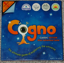COGNO ALIEN ADVENTURE BOARD GAME 2006 DOUBLESTAR GAMES COMPLETE PLAYED ONCE - $30.00