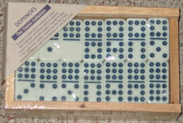 Dominoes Double Nine Game Classic Collection Domino New Sealed Unused Excellent - $35.00