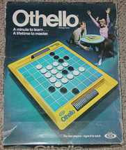 Othello Game 1983 Ideal Vintage  Complete Excellent - $20.00