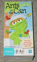 Ants In The Can Sesame Street Edition 2010 Hasbro Complete  Nib Sealed Parts - $20.00