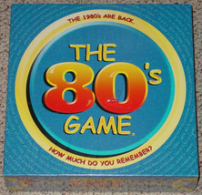 80's Board Game How Much Do You Remember? 2001 New Factory Sealed Box - $25.00