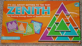 Zenith Game Mind Ware 2009 Strategy New Factory Sealed Box - $35.00