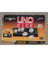 UNO DICE GAME 1987 INTERNATIONAL GAMES COMPLETE EXCELLENT - $30.00