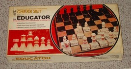 CHESS EDUCATOR COLLECTORS SERIES EDITION V CLASSIC GAMES  COMPLETE EXCEL... - $20.00