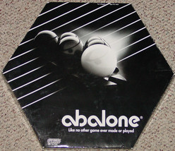 ABALONE STRATEGY GAME GALOOB NO 7360 1990  COMPLETE EXCELLENT CONDITION - $20.00