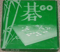 GO GAME  STRATEGY GAME COMPLETE EXCELLENT CONDITION - $25.00