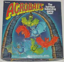 ACROBATS BALANCING GAME 1989 PRESSMAN COMPLETE EXCELLENT CONDITION - $25.00