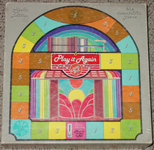 PLAY IT AGAIN JUKEBOX GAME NON TRIVIA 1985 MT BONK MADE IN USA COMPLETE - $30.00