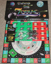 CHALLENGE THE ZODIAC GAME 1997 PARTS FACTORY SE... - $30.00