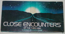 CLOSE ENCOUNTERS OF THE THIRD KIND GAME PARKER BROTHERS 1978 COMPLETE - $20.00