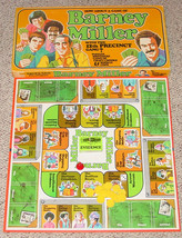 Barney Miller Board Game 12 Th Precinct Gang Parker Brothers 1977 Complete - $20.00