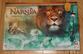 CHRONICLES OF NARNIA GAME 2005 MILTON BRADLEY NEW FACTORY SEALED EXCELLENT - $30.00